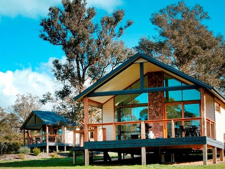 Yering Gorge Cottages and Nature Reserve - Accommodation Sydney