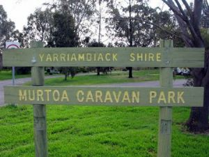 Murtoa Caravan Park - Accommodation Sydney