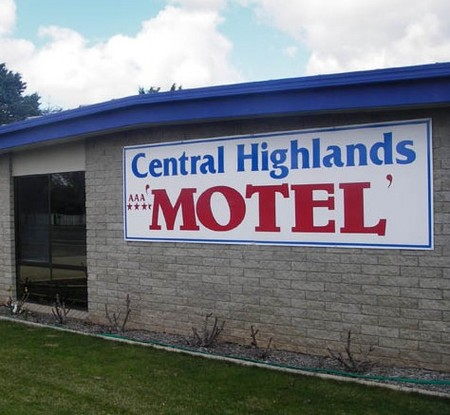 Central Highlands Motor Inn - Accommodation Sydney
