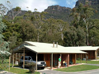 Halls Gap Log Cabins