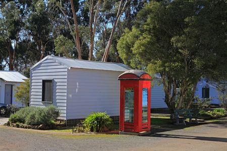Shady Acres Caravan Park Ballarat - Accommodation Sydney