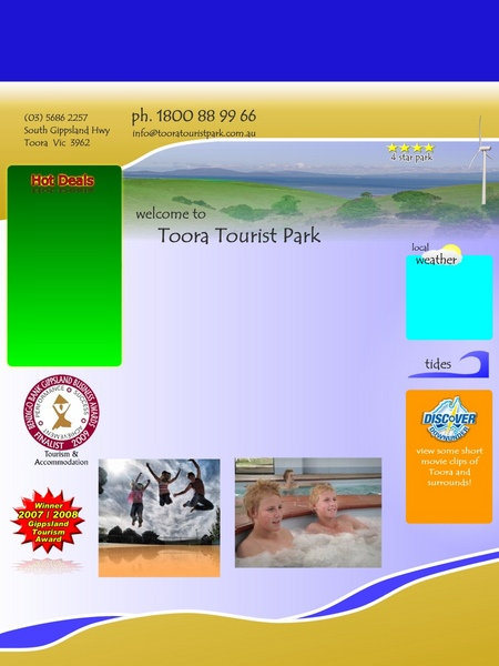 Toora Tourist Park - Accommodation Sydney
