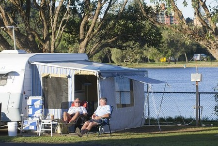 Shaws Bay Holiday Park