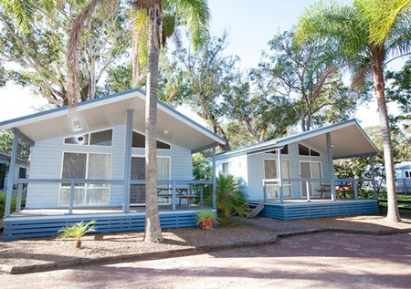Jimmys Beach Holiday Park - Accommodation Sydney