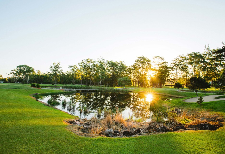 Tallwoods Golf Course and Resort - Accommodation Sydney