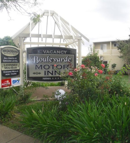 Boulevarde Motor Inn - Accommodation Sydney