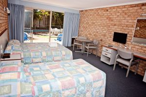 Sunshine Coast Motor Lodge - Accommodation Sydney