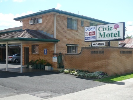 Civic Motel Grafton - Accommodation Sydney