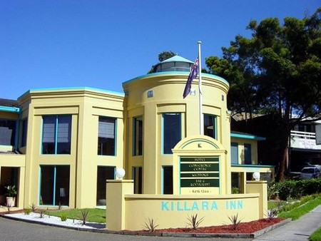 Killara Inn Hotel  Conference Centre - Accommodation Sydney