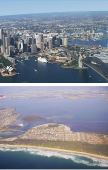 Sydney By Air - Accommodation Sydney