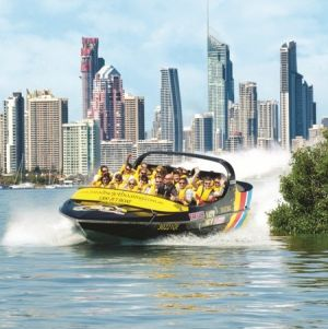 Paradise Jetboating - Accommodation Sydney
