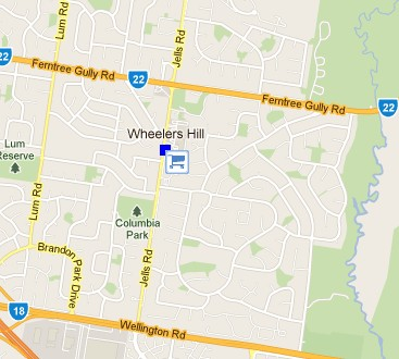 Wheelers Hill Shopping Centre - Accommodation Sydney