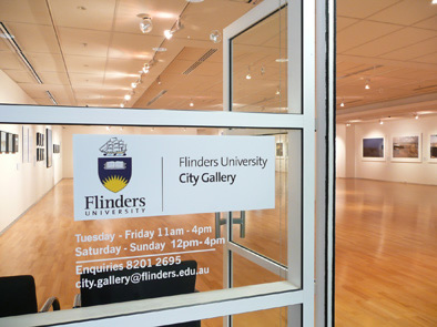 Flinders University City Gallery - Accommodation Sydney