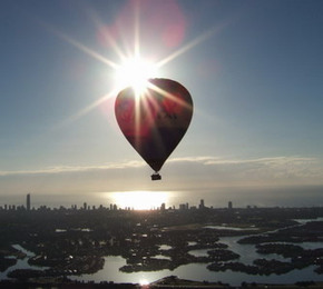 Balloon Down Under - Accommodation Sydney