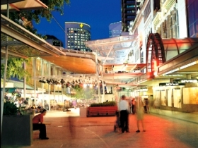 Queen Street Mall - Accommodation Sydney