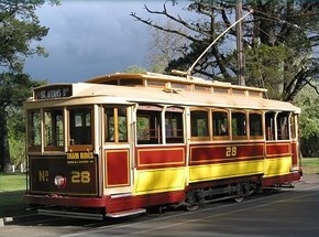 Ballarat Tramway Museum - Accommodation Sydney