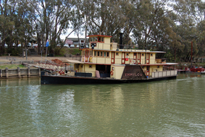Emmylou Paddle Steamer - Accommodation Sydney