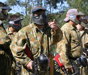 Action Paintball Games - Perth - Accommodation Sydney