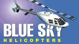 Blue Sky Helicopters - Accommodation Sydney