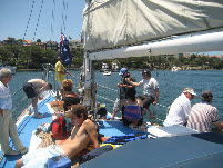 Kalypso Cruises - Accommodation Sydney