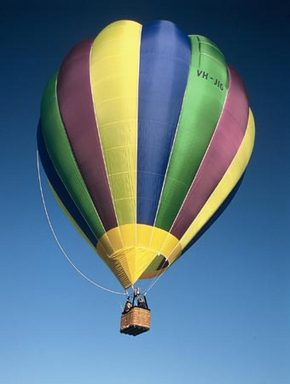 Balloon Safari - Accommodation Sydney