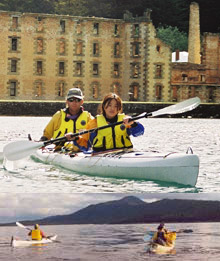 Blackaby's Sea Kayaks and Tours - Accommodation Sydney