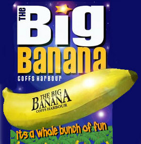 Big Banana - Accommodation Sydney
