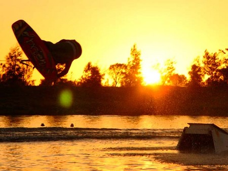 Bonney's WA Water Ski Park - Accommodation Sydney