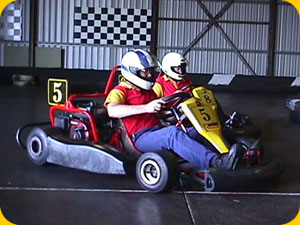 Indoor Kart Hire - Accommodation Sydney