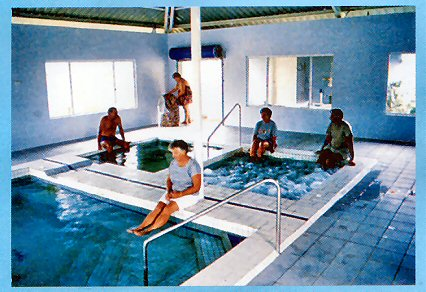 Innot Hot Springs Leisure  Health Park - Accommodation Sydney