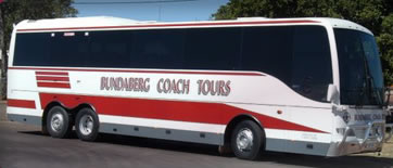 Bundaberg Coaches - Accommodation Sydney
