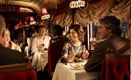 The Colonial Tramcar Restaurant - Accommodation Sydney