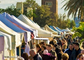 St Kilda Esplanade Market - Accommodation Sydney