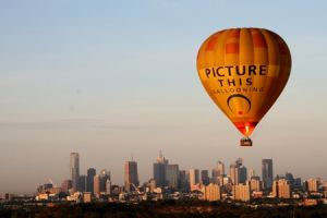 Picture This Ballooning - Accommodation Sydney