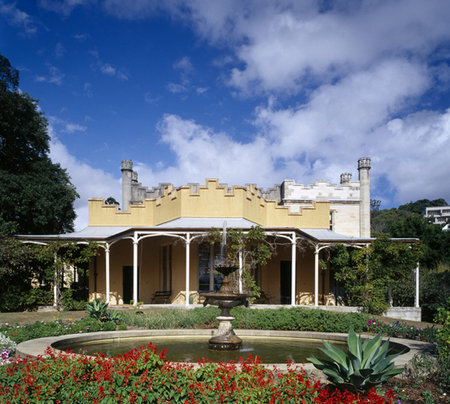 Vaucluse House - Accommodation Sydney