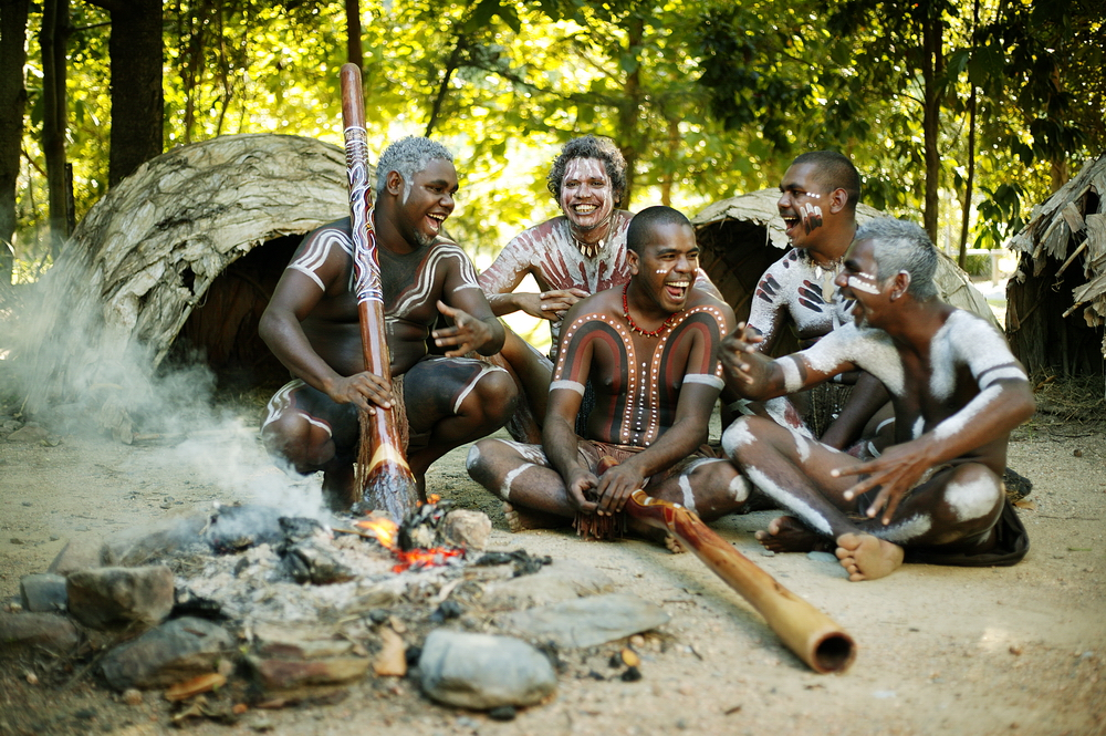 Tjapukai Aboriginal Cultural Park - Accommodation Sydney