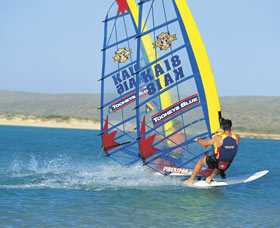 Windsurfing and Surfing - Accommodation Sydney