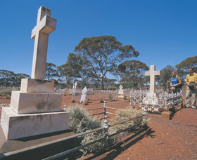 Coolgardie Cemetery - Accommodation Sydney