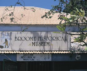 Broome Historical Society Museum - Accommodation Sydney