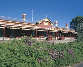 Old Railway Station Museum - Accommodation Sydney