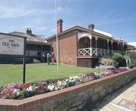 Old Gaol and Police Quarters - Accommodation Sydney