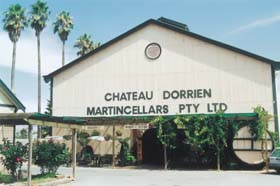 Chateau Dorrien Winery - Accommodation Sydney