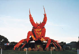 The Big Lobster - Accommodation Sydney