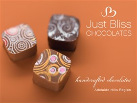 Just Bliss Chocolates - Accommodation Sydney