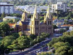 St Peter's Anglican Cathedral - Accommodation Sydney