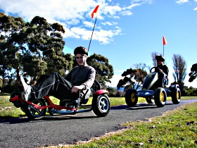 Pedal Buggies Tasmania - Accommodation Sydney