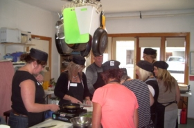 Tranquilles Cooking School - Accommodation Sydney