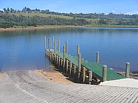 Trevallyn Dam - Accommodation Sydney
