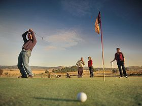 Ratho Farm  Golf - Accommodation Sydney