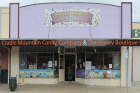 Cradle Mountain Candy Company and Honey Boutique - Accommodation Sydney